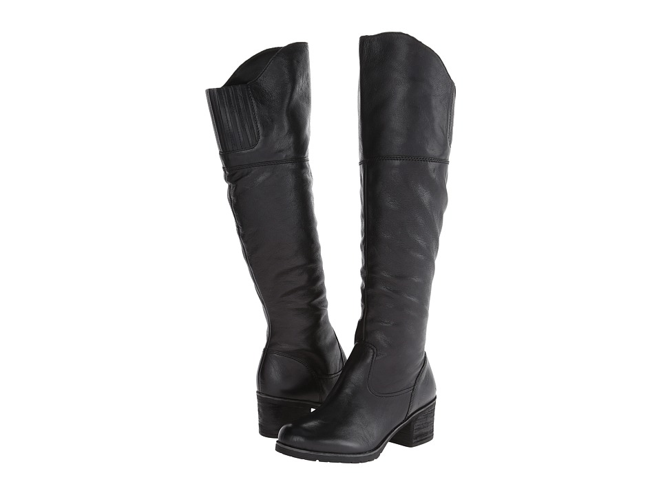 Naya - North (Black Leather) Women
