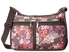 LeSportsac Deluxe Everyday Bag (Wistful Florals)