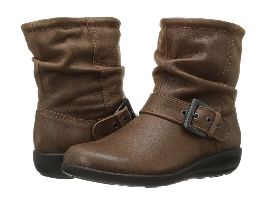 Sanita - Felicia (Brown) Women's Pull-on Boots