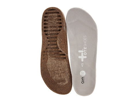 OTZ - CORKfit Footbed (N/A) Insoles Accessories Shoes