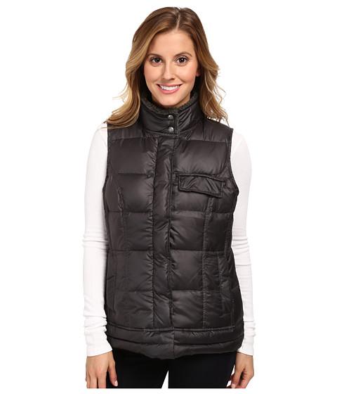 UGG - Soniat Vest (Black/Charcoal) Women's Vest