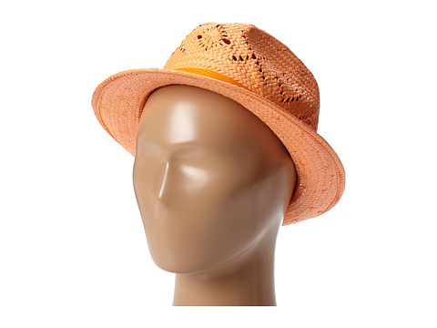 Diesel - Cicily Hat (Orange) Traditional Hats