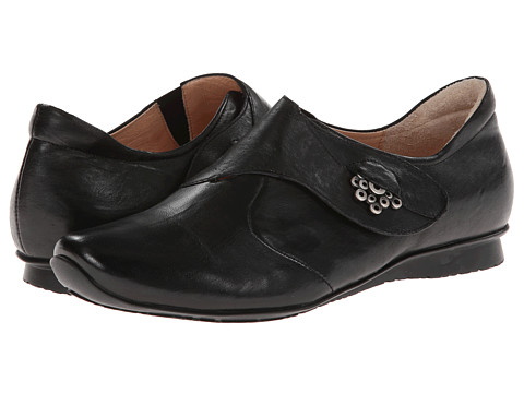 Think! - Chilli Slip On Shoe - 83106 (Schwarz) Women's Shoes