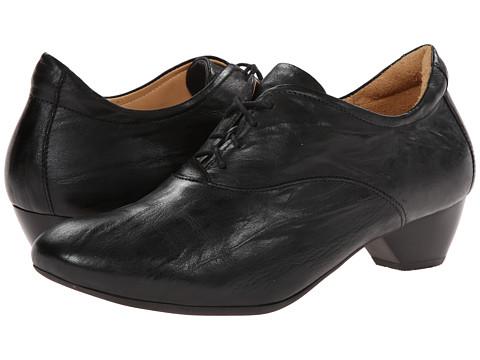 Think! - Alexis Lace Up Shoe - 83190 (Schwarz) Women's Lace up casual Shoes