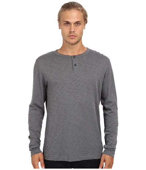Theory - Gaskell HL Nebulous (Porpoise) Men's Long Sleeve Pullover