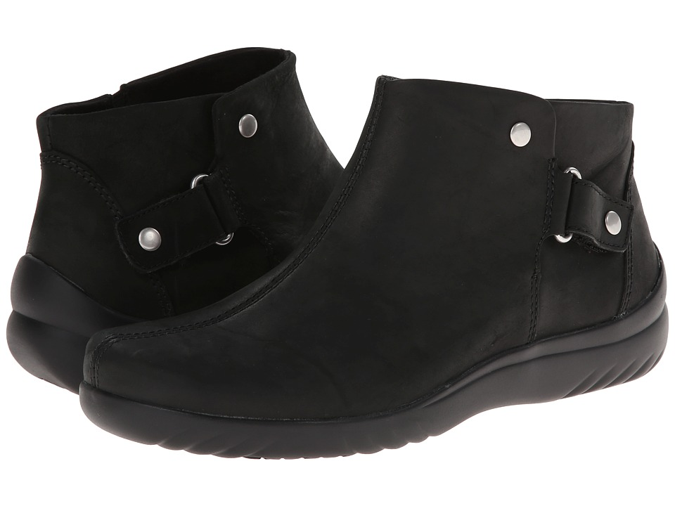 Klogs Footwear - Verona (Black) Women's Boots
