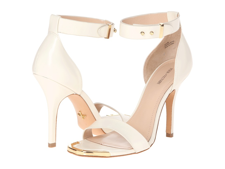 Pour La Victoire - Yaya Dress Sandal (Off White) High Heels