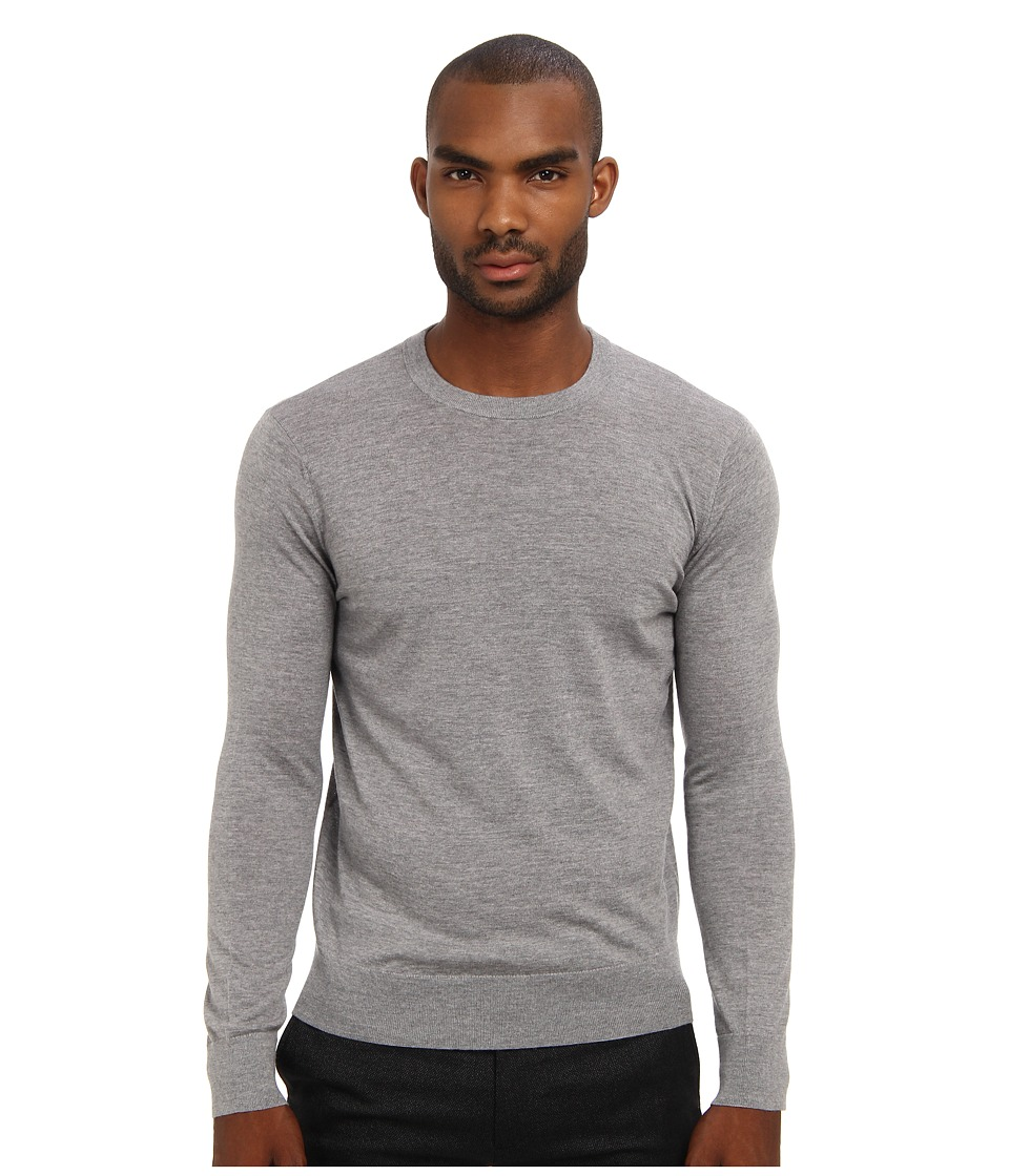 Theory - Riland New Sovereign (Concrete) Men's Sweater
