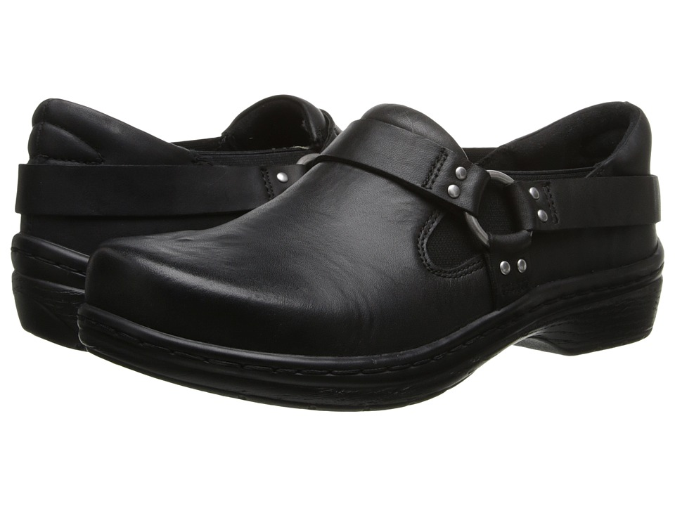 Klogs Footwear - Harley (Black) Women's Slip on Shoes