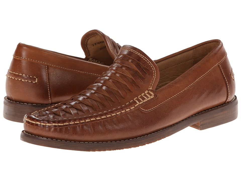 Tommy Bahama - Fynn Slipon (Saddle Brown) Men's Slip on Shoes