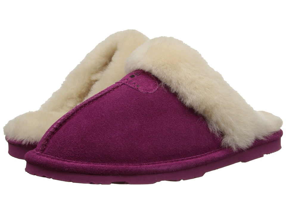Bearpaw - Loki II (Pom Berry) Women's Slippers