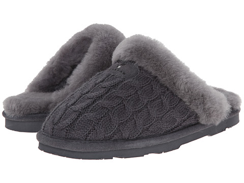 Bearpaw - Effie (Charcoal) Women's Shoes