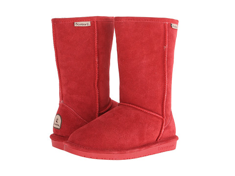 Bearpaw - Emma (Cranberry) Women's Pull-on Boots