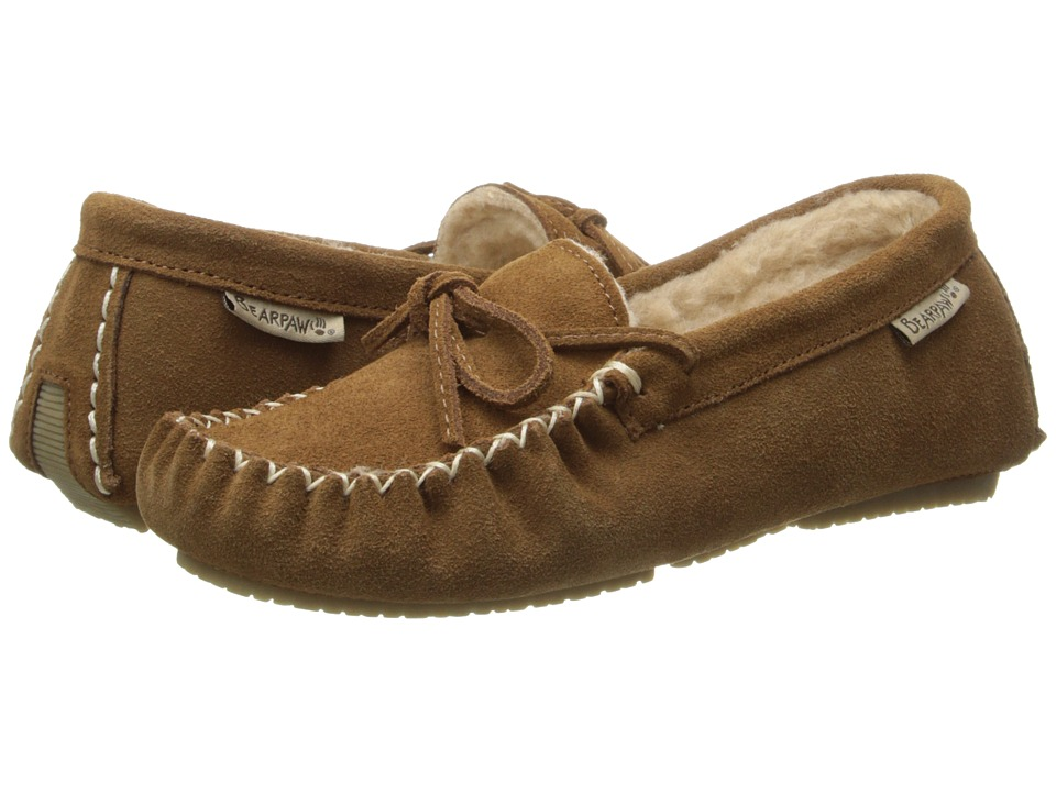 Bearpaw - Ashlynn (Hickory) Women's Slip on Shoes