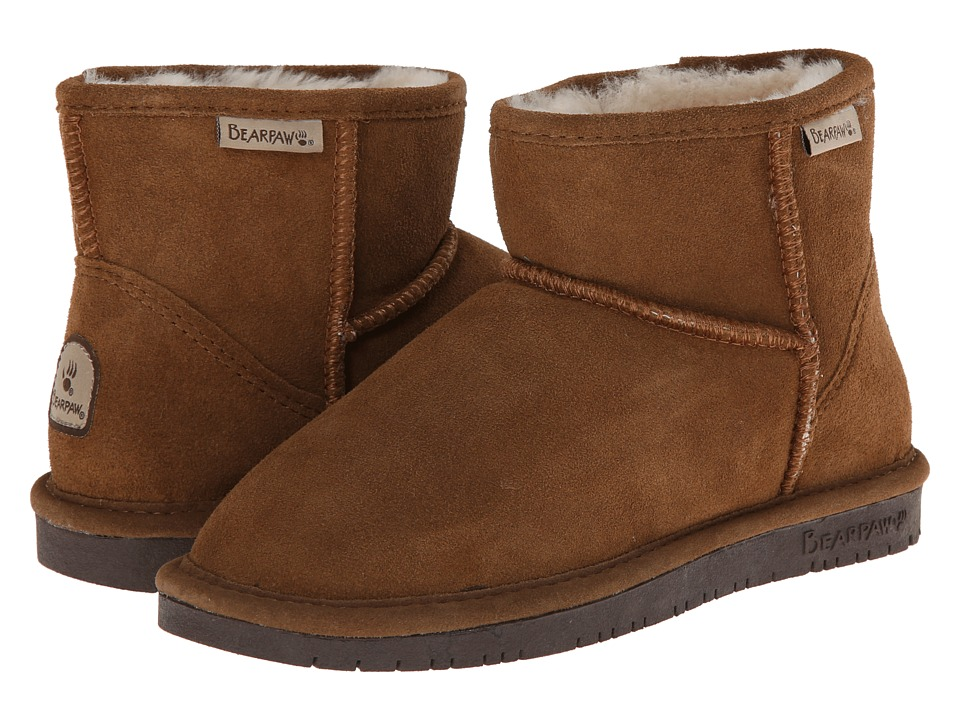 Bearpaw Demi (Hickory/Chocolate) Women