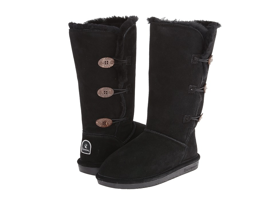 Bearpaw - Lauren (Black) Women's Boots