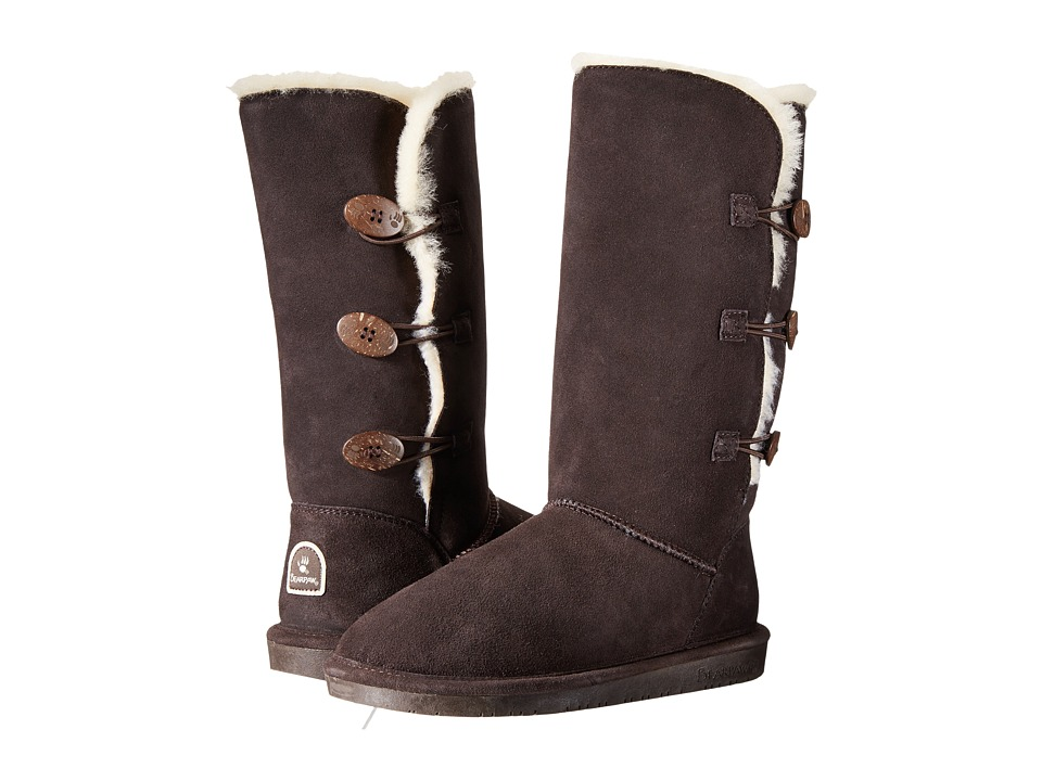 Bearpaw Lauren (Chocolate) Women