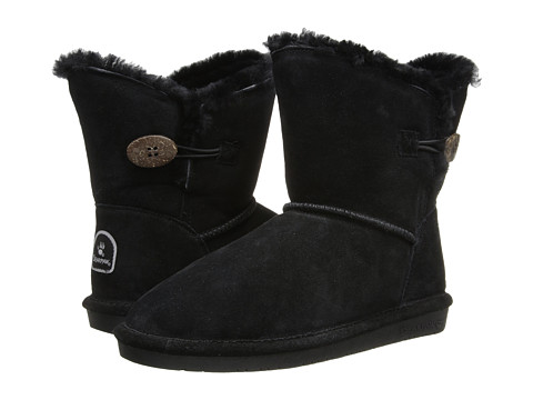 Bearpaw - Rosie (Black) Women's Boots