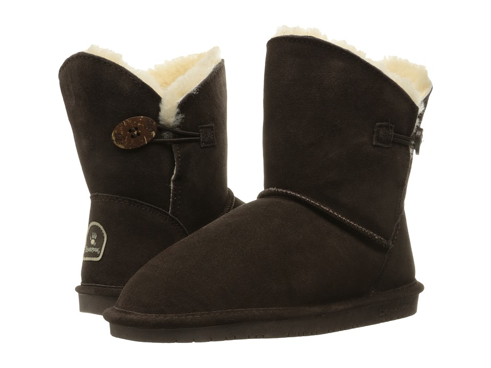 Bearpaw - Rosie (Chocolate/Champagne) Women