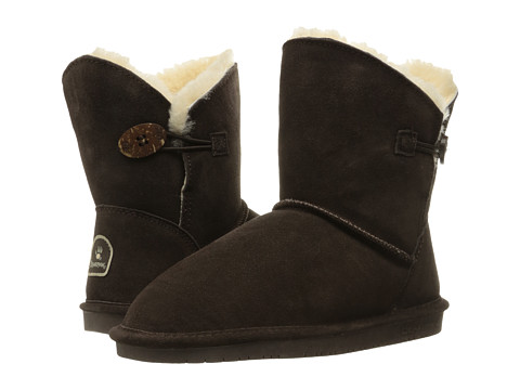 Bearpaw - Rosie (Chocolate/Champagne) Women's Boots