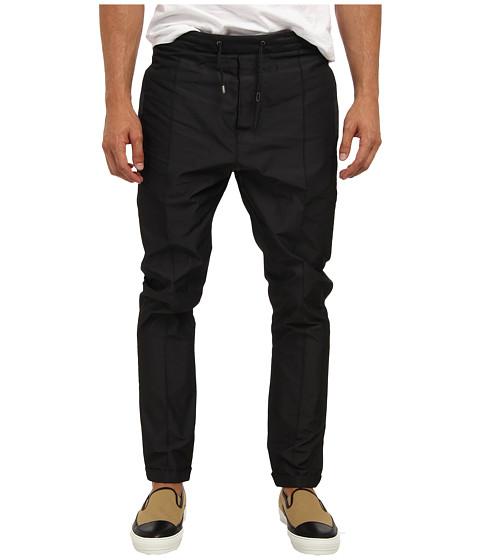 CoSTUME NATIONAL - Drawstring Pant (Grey) Men's Casual Pants