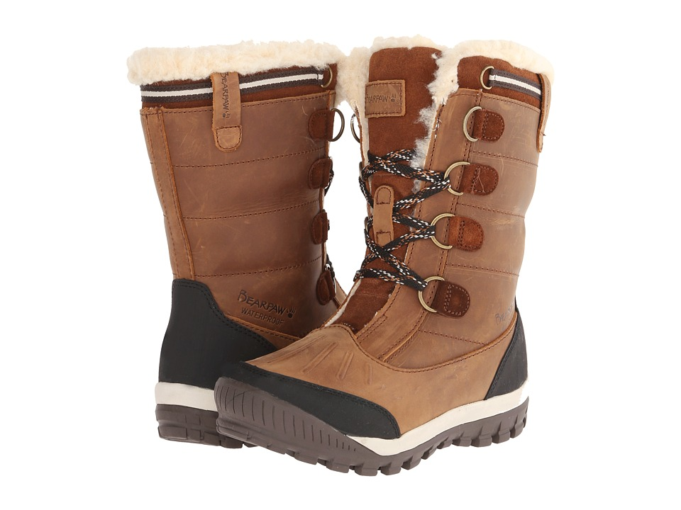 Bearpaw Desdemona (Hickory) Women's Boots