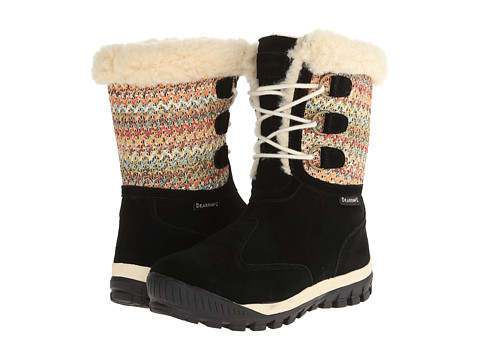 Bearpaw - Ophelia (Black) Women's Boots