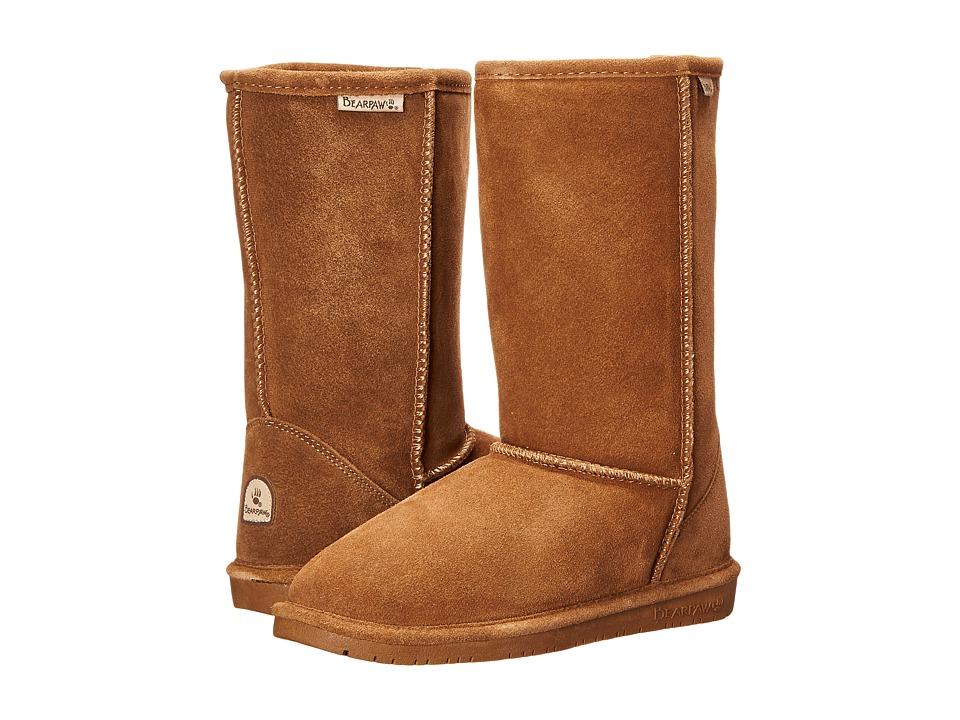 Bearpaw Kids - Emma Tall (Little Kid/Big Kid) (Hickory) Girls Shoes