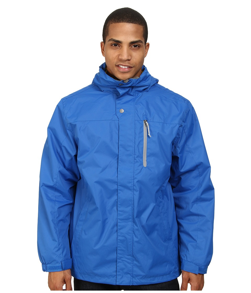 White Sierra - Three Season Jacket (Nautical Blue) Men's Coat