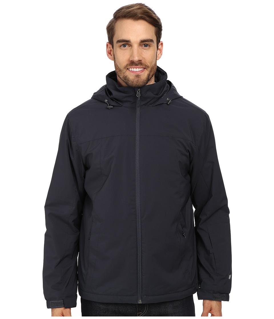 White Sierra - Select Stretch Jacket (Titanium) Men's Coat