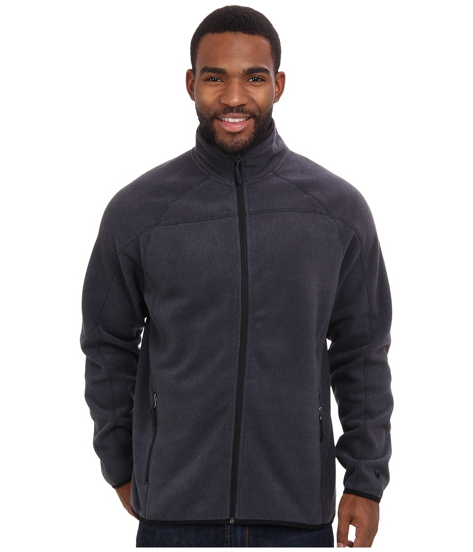 White Sierra - Cloud Rest Jacket (Titanium) Men's Coat