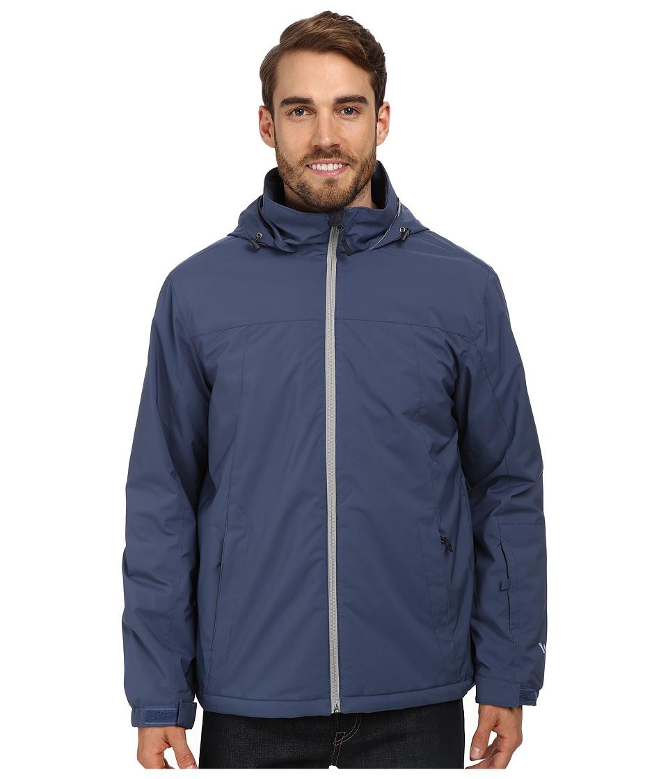 White Sierra - Select Stretch Jacket (Vintage Indigo) Men's Coat plus size,  plus size fashion plus size appare