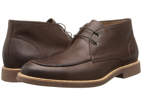 Gordon Rush - Garrett (Dark Brown) Men's Shoes