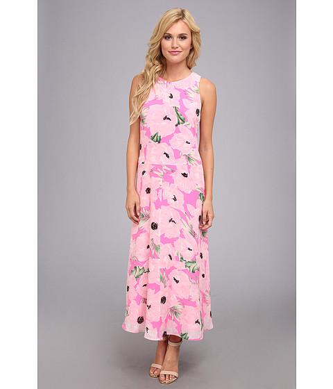 French Connection - Holiday Poppy Silk 71BOP (Spring Break Multi) Women's Dress