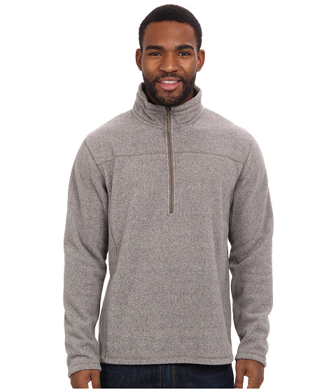 White Sierra - Cloud Rest Quarter Zip (Humus) Men