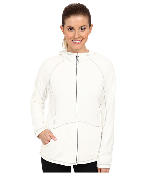 White Sierra - Alpha Beta Hooded Jacket (Cloud) Women's Sweatshirt