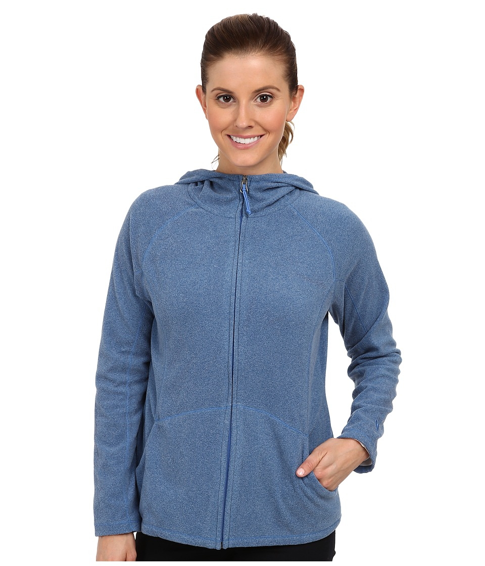 White Sierra - Alpha Beta Hooded Jacket (Classis Blue) Women's Sweatshirt