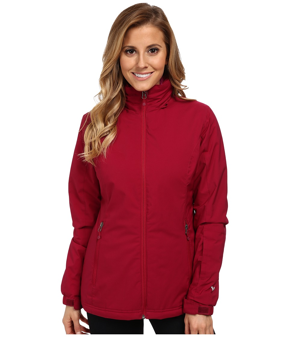 White Sierra - Select Stretch Jacket (Beet Red) Women's Coat