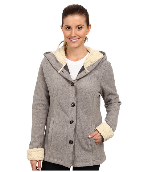 White Sierra - Three Creeks Hooded Jacket (Humus) Women's Jacket