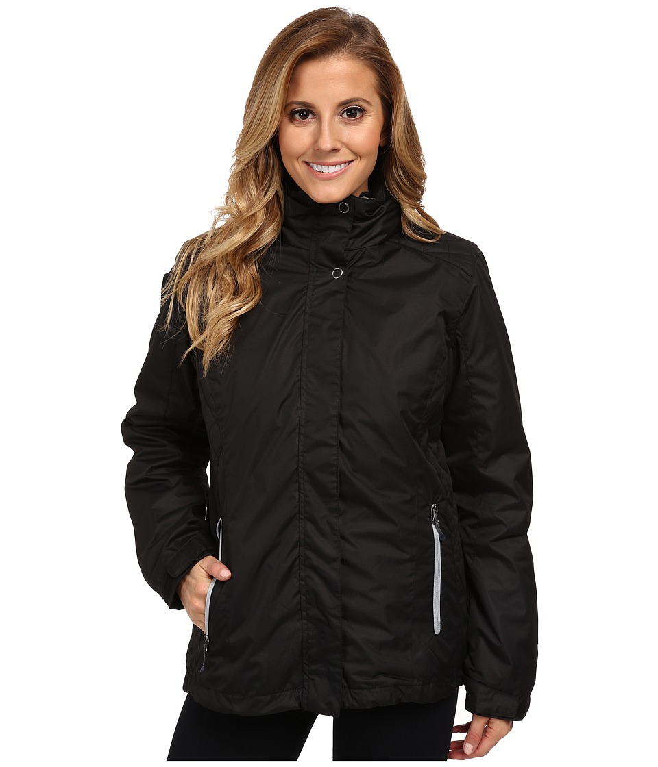 White Sierra - Three Season Jacket (Black) Women's Coat