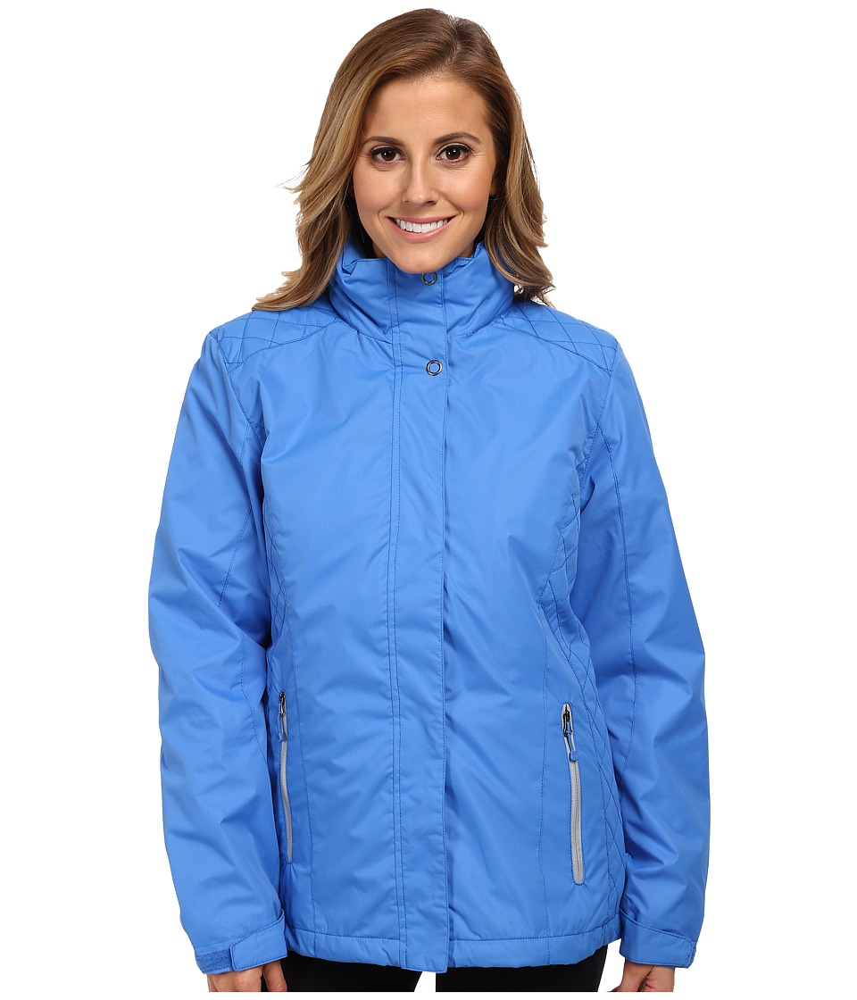 White Sierra - Three Season Jacket (Blue Ice) Women's Coat