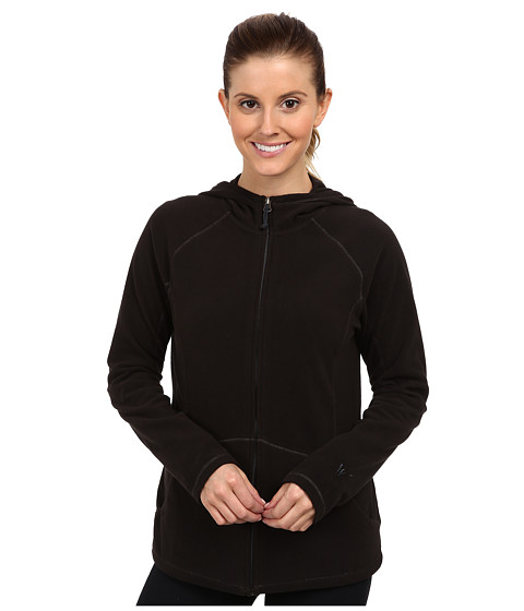 White Sierra - Alpha Beta Hooded Jacket (Black) Women's Sweatshirt