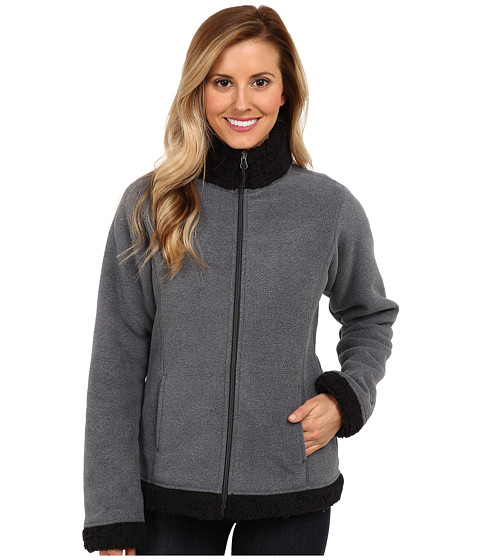 White Sierra - Kodiak II Bonded Jacket (Charcoal Heather) Women's Coat