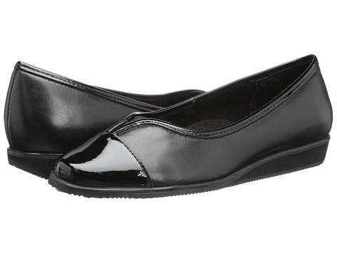 Vaneli - Abaka (Black Nappa/Black Mag Patent) Women