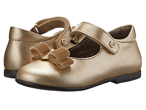 Naturino - 4891 FA14 (Toddler) (Gold) Girl's Shoes