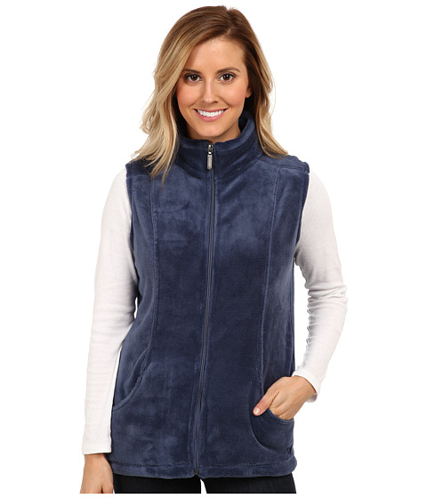 White Sierra - Cozy Vest (Vintage Indigo) Women