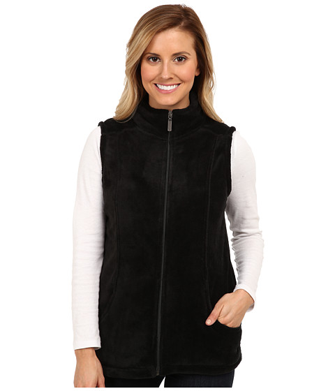 White Sierra - Cozy Vest (Black) Women