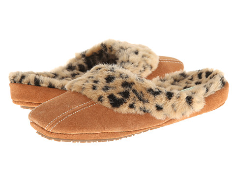 Patricia Green - Kenya (Camel) Women's Slippers