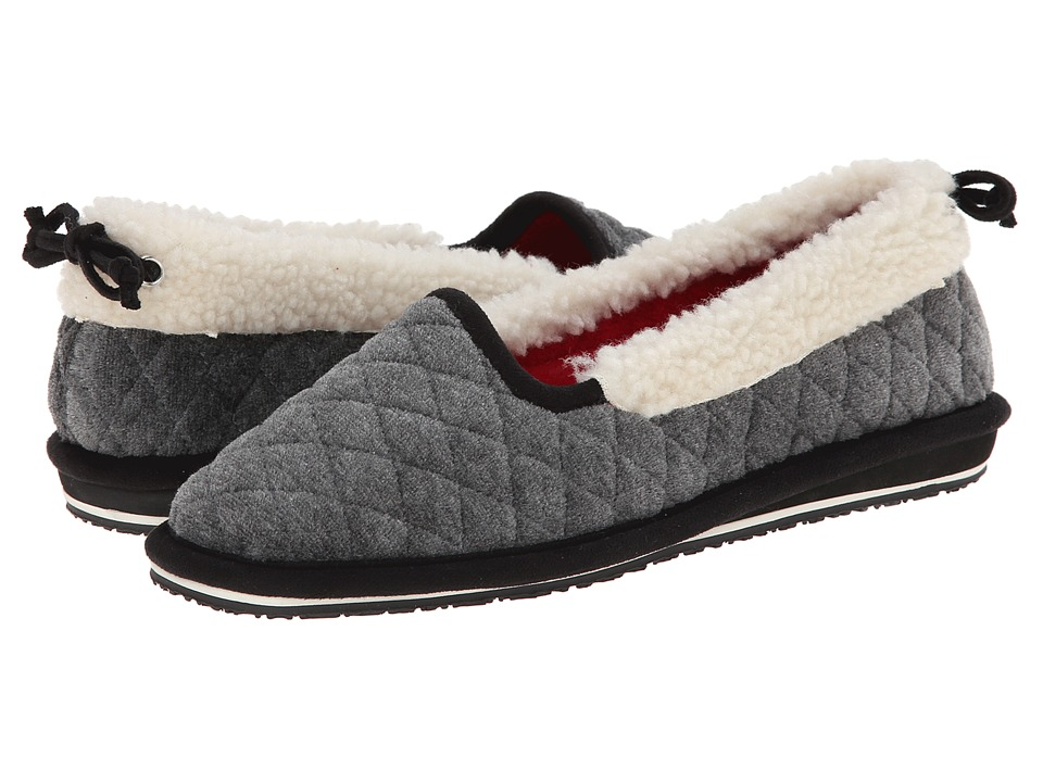 Patricia Green - Winter (Charcoal) Women's Slippers