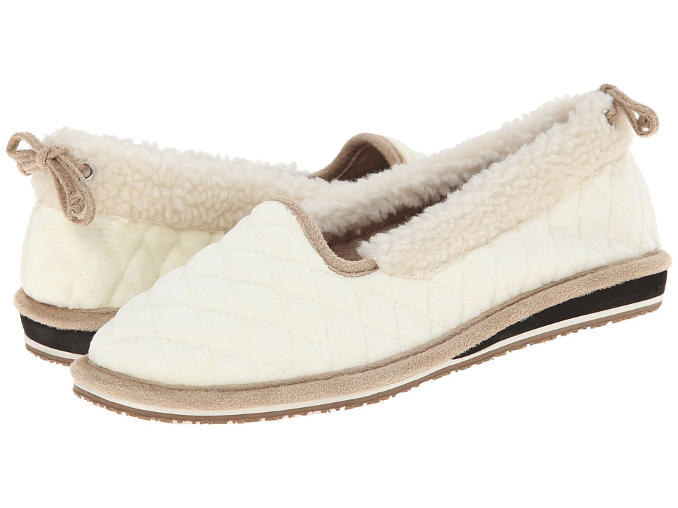 Patricia Green - Winter (Ivory) Women's Slippers